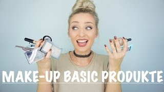 Make-up Basics - Drogerie Starterkit | OlesjasWelt