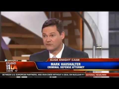 Mark Haushalter on Suge Knight $25 Million Bond