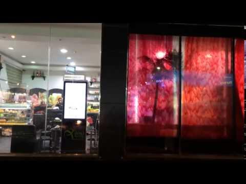 Juices Paradise Shop in Taif KSA - Advertising Kiosk