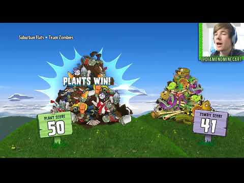 Plants vs. Zombies: Garden Warfare | POTATO MINES & GARLIC DRONES | TDM Plays [Xbox One]