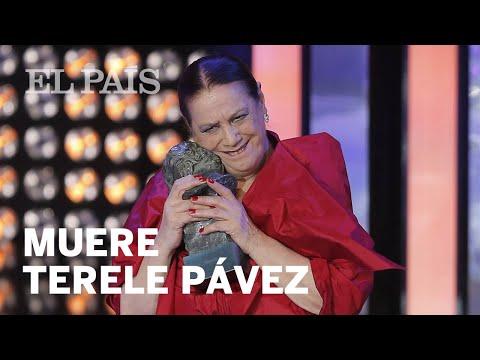 Muere la actriz Terele Pávez a los 78 años   Cultura