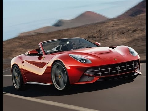 Ferrari F12 Berlinetta Spider Amp Gto Scoop Youtube