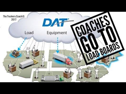 Load Boards coach you must have special load boards ? Find out
