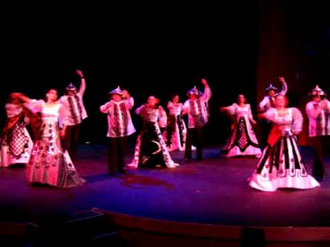Philippine Dance: la Jota Manilenia video