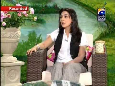 Ayesha Khan in Nadia Khan Show-P1.flv