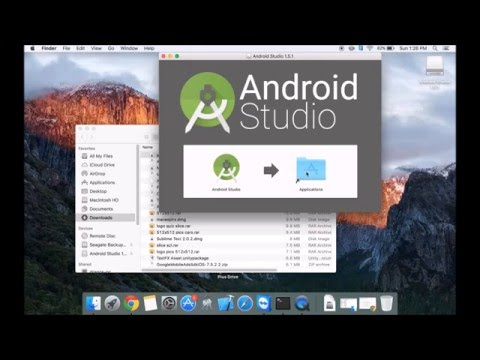 Android Studio Mac