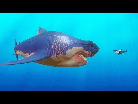 МЕГАЛАДОНЬ ЧЕРЕПАХИ ПРОТИВ МЕГАЛОДОНА ! РЫБИЙ ЧЕЛЛЕНДЖ! FEED AND GROW FISH