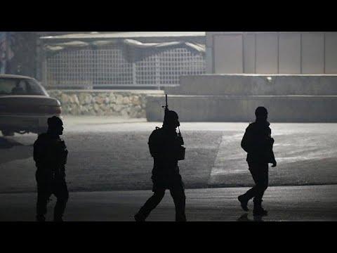 Нападение на гостиницу в Кабуле