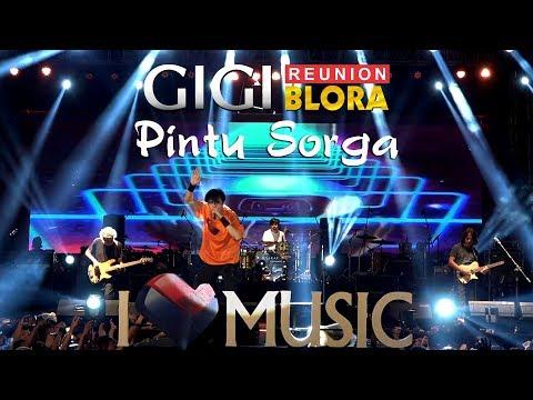 GIGI - Pintu Sorga {OFFICIAL BLORA ROCK N LOVE 2)