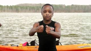 Download Tons of Fun with The Workout Kid - Red Top Mountain and Sweetwater Creek State Park 3Gp Mp4