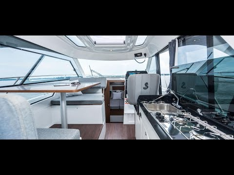 Beneteau Antares 27 (2019-) Test Video - By BoatTEST.com