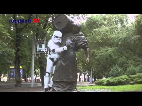 Ukraine: Darth Vader geschlagen