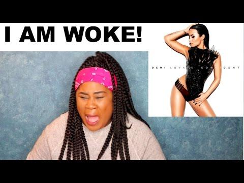 Demi Lovato - Confident Album  REACTION 