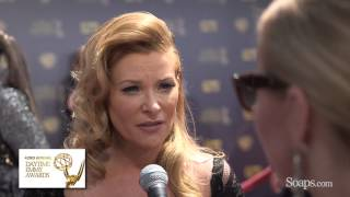 SOAPS.COM RED CARPET INTERVIEW: Cady McClain