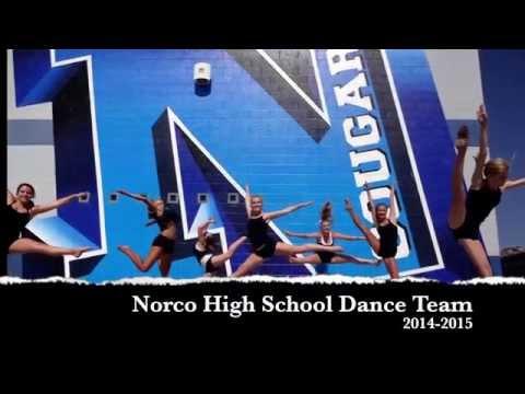 Introducing Norco High School Dance Team