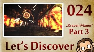 Let's Discover #024: Kraven Manor [Part 03] [720p] [deutsch] [freeware]