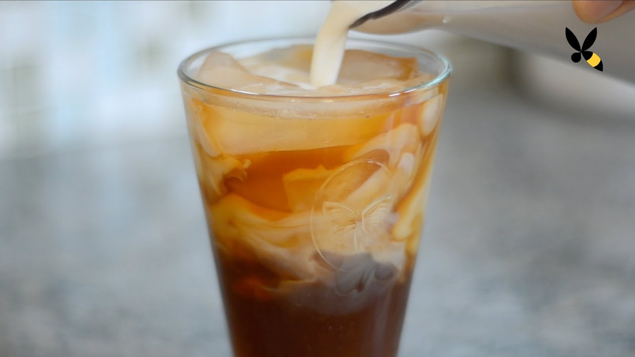 Thai Iced Tea Recipe - YouTube