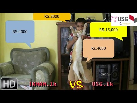 Ikman.lk Vs Usg.lk | Usg Clasifield | Biggest Clasifield In Sri Lanka video