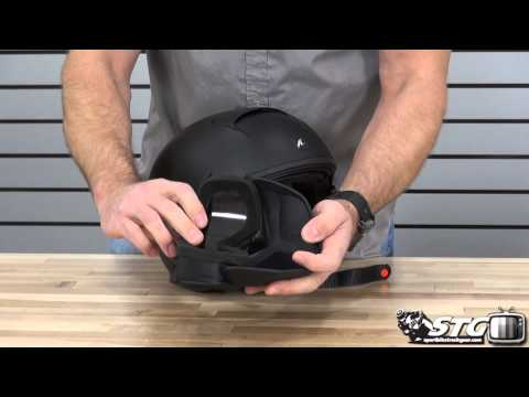 Shark Raw Helmet Review from SportbikeTrackGear.com