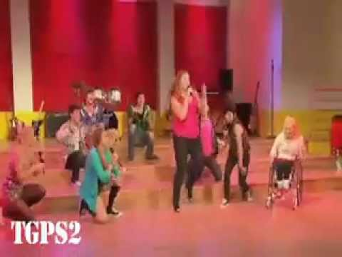 The Glee Project- Now that we found love with Jane Lynch's comments