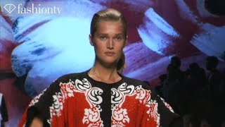Etro Spring/summer 2013: Designer At Work Veronica Etro | Milan Fashion Week | Fashiontv