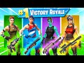 The *RANDOM* SKIN CHALLENGE in Fortnite