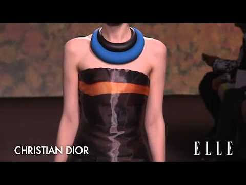 Christian Dior. Alta Costura otoño invierno 2014