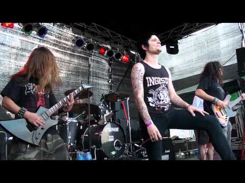 Bleed´em - Capitols Fall @ Soundattack Festival 2011