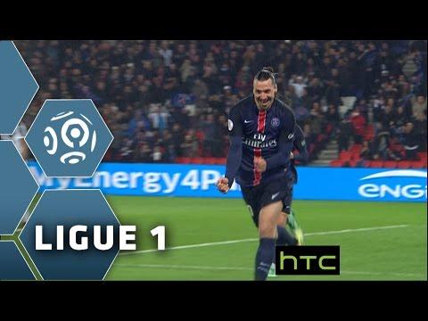 But Zlatan IBRAHIMOVIC (54') / Paris Saint-Germain - Stade Rennais FC (4-0) -  / 2015-16