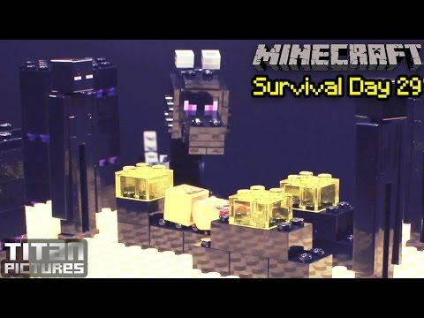 Lego Minecraft Survival 29