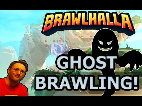 BRAWLHALLA GAMEPLAY  - BRAWL OF THE WEEK: GHOST BATTLE