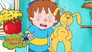 Horrid Henry - Peter's Teddy | Cartoons For Children | Horrid Henry Episodes | HFFE