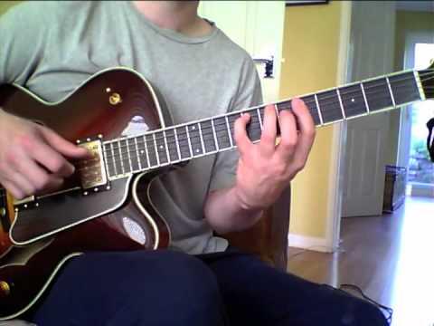 Yesterdays Etude Jazz Guitar