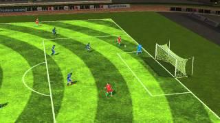 FIFA 14 Android - Forza Unicornes VS Olympiakos CFP