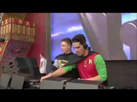 Blasterjaxx Tomorrowland Set 2014 Weekend 2 video
