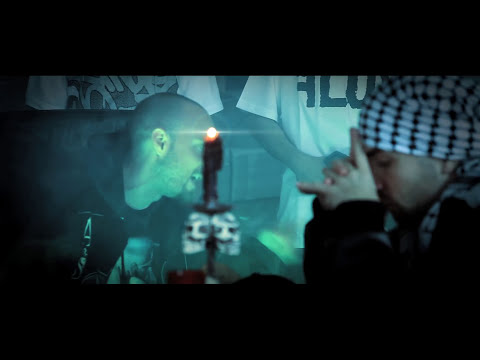 SICARIO Y HAZHE - ANTIMATERIA feat SHABU ONE SHANT y LITTLE PEPE (HD)
