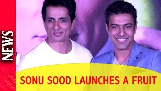 Latest Bollywood News - Sonu Sood Launches A Pear - Bollywood Gossip 2016