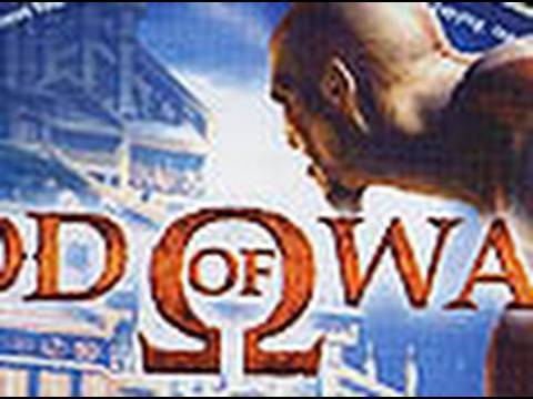 Classic Game Room - GOD OF WAR 1 for Playstation 2 PS2 review