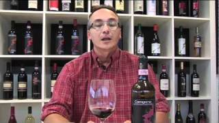 Carmignano Red Wine - Video introduction by Cooperativa Legnaia