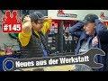 Notfall Golf Mit Gebrochener Achsaufnahme Eingeschleppt! | Audi A4 Motor Springt Beim Gasgeben Hoch