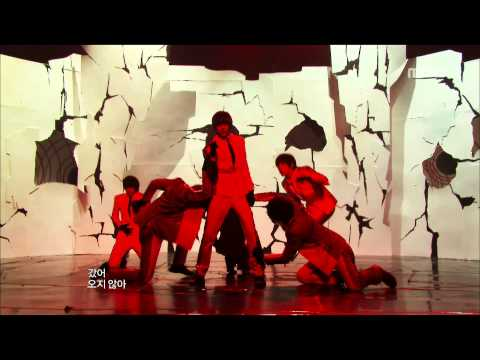 2PM - Heartneat, 투피엠 - 하트비트, Music Core 20100116