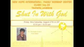 NHIFWC Shut In With God