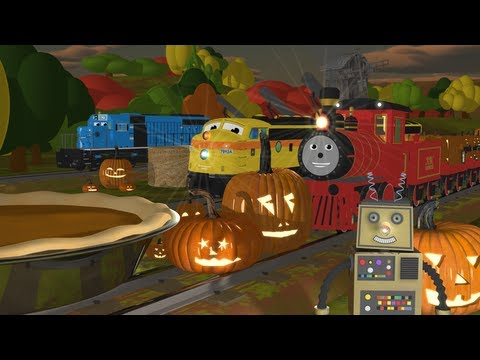 The Pumpkin Patch Adventure with Shawn and Team! (Pumpkin Chunkin!) - Learn 8 Pumpkin Sizes!
