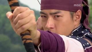 Jumong vs Army Armor