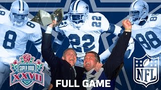 "Super Bowl XXVII: ""The Start of a Dynasty"" 
