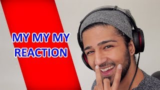 Download Lagu Reacting to: MY MY MY by Troye Sivan Music Video Gratis STAFABAND