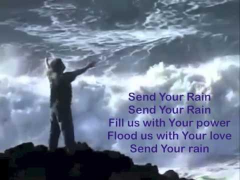 Spirit touch your church Send your Rain