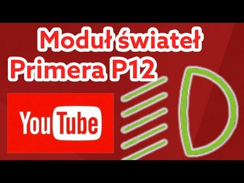 Nissan P12 Moduł automatycznego włączenia świateł