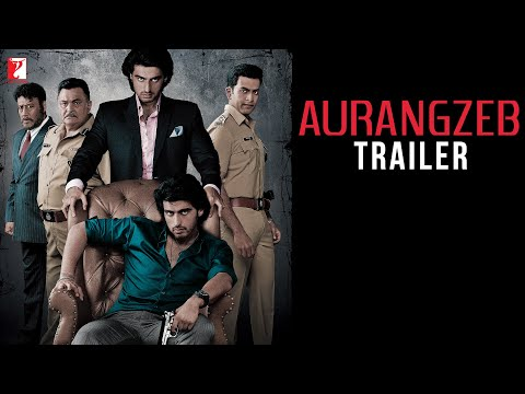 Aurangzeb - Trailer | Arjun Kapoor | Rishi Kapoor | Jackie Shroff