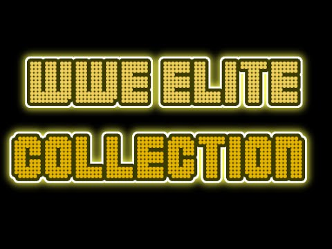 Ashrok's WWE Elite Collection
